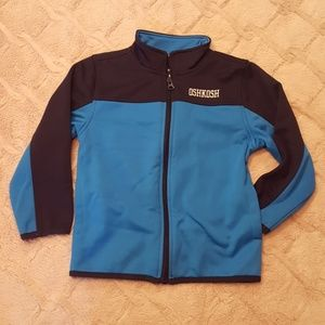 Osh Kosh jacket zip up 4t